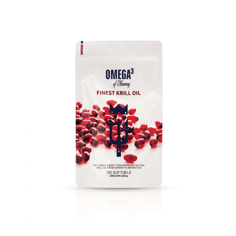 Finest Krill Oil<br/>1x Pouch <i>(120caps)</i>