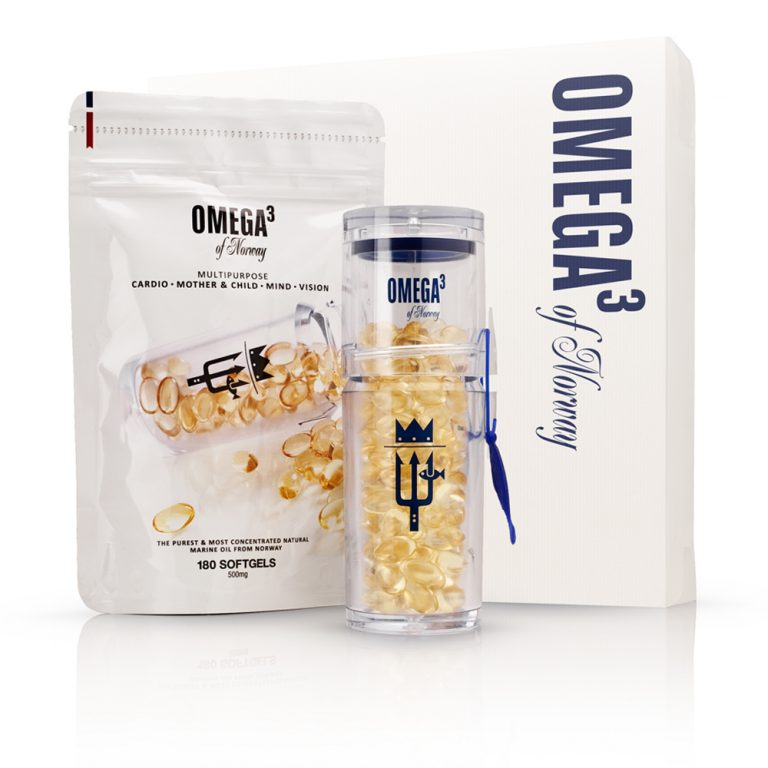 <span>OMEGA<sup>3</sup> Gift Pack</span><br>150 day supply