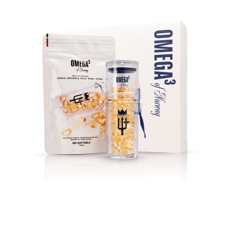 OMEGA<sup>3</sup> GIFT PACK &#8211; 150 DAY SUPPLY