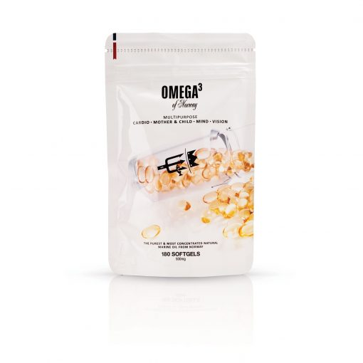 Omega 3 Pouch 180 Capsules