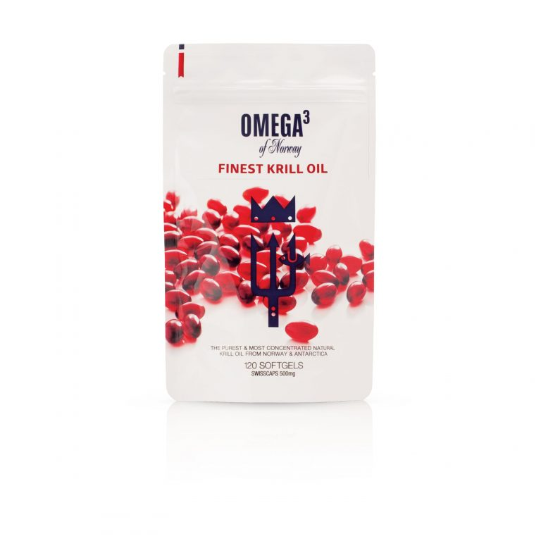 Finest Krill Omega<sup>3</sup> &#8211; 60 day supply