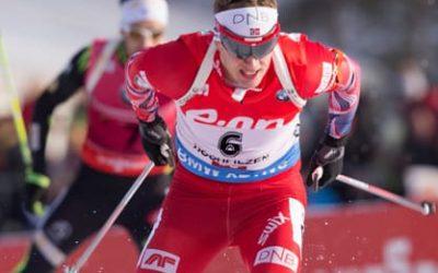 Tarjei Bø, Winter Biathlete, Norway Omega Ambassador