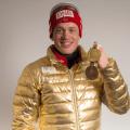 Tarjei Bø Gold Medal