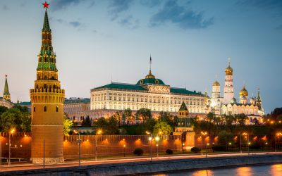 Trip to Moscow – not without my Norway Omega3!